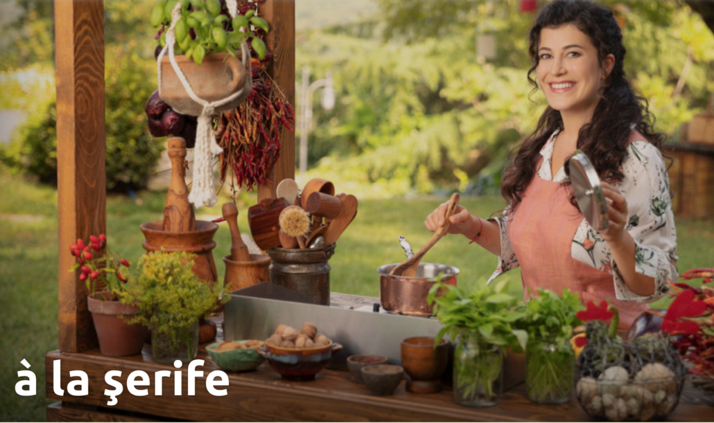 A la Şerife - A 26 episode Cooking Show for Fox International Group